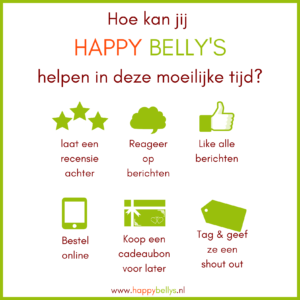 Steun Happy Belly's